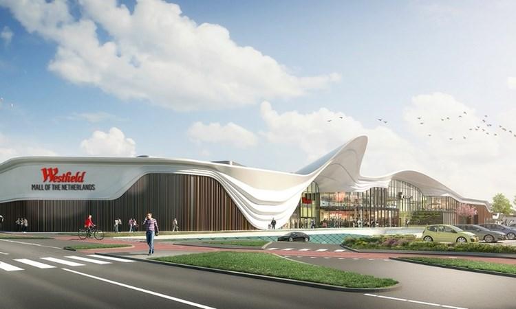 Grootste winkelcentrum opent zijn deuren in Leidschendam